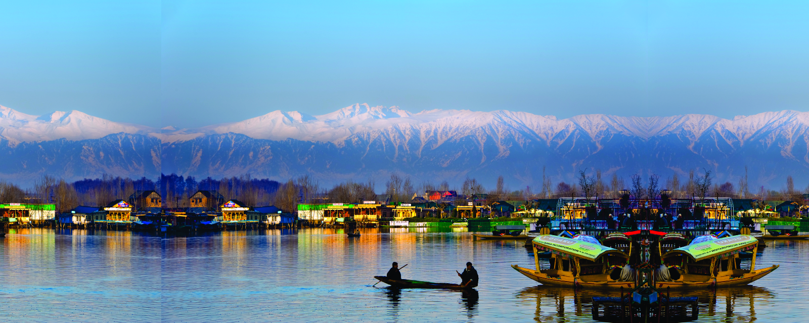 Kashmir, A Heaven On Earth