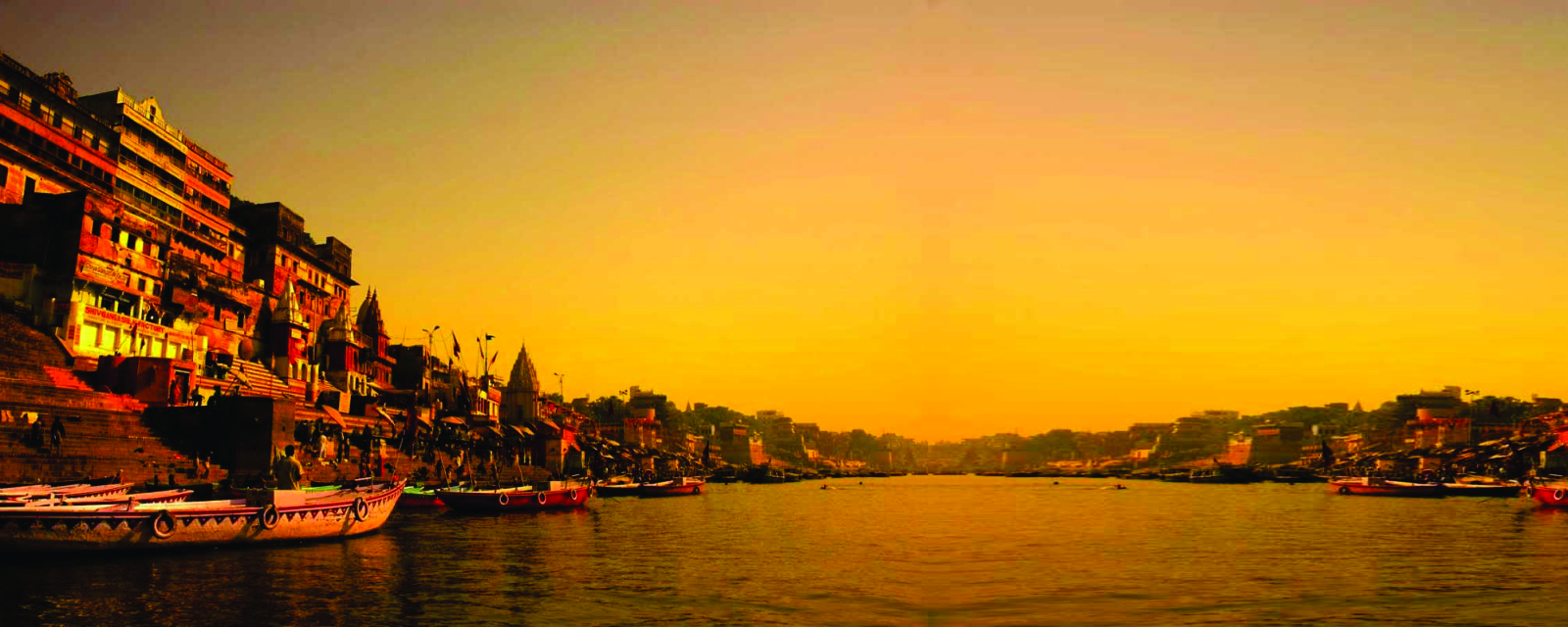 Banaras, Enormous Beauty